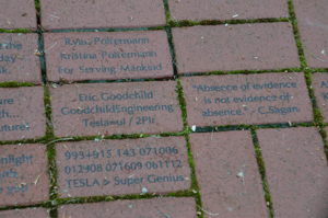 More clever bricks...