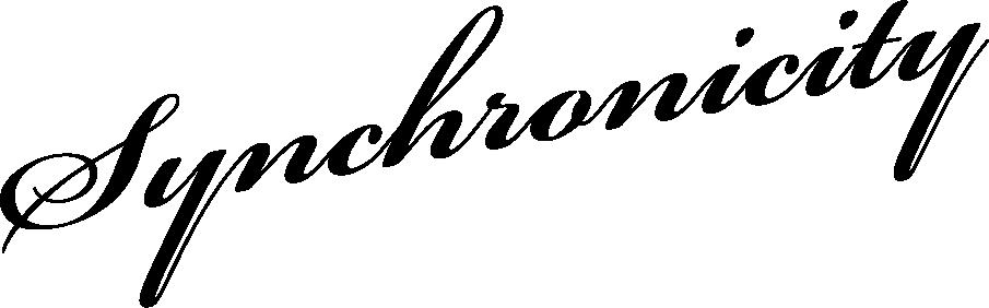 Synchronicity Newsletter